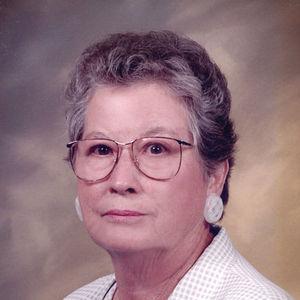 Beverly Joyce Reed