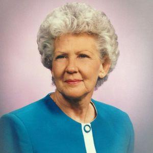 Sara Frances Daves McKnight Obituary Photo