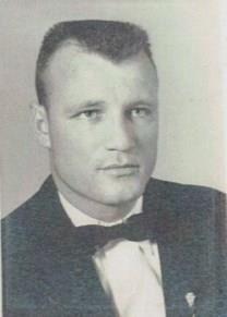 Burley Edward Denton obituary photo