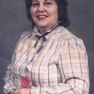 Martha F. Hughes