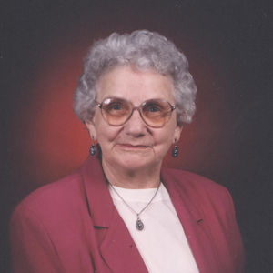 Florence M. Detloff Obituary Photo