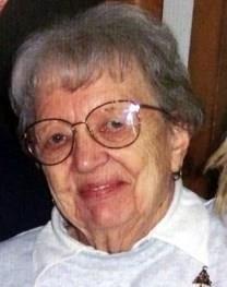 Marion Lois Doyle obituary photo