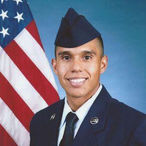 """SrA Everette Joshua """"EJ"""" Montoya, (Ret.) Obituary Photo"""
