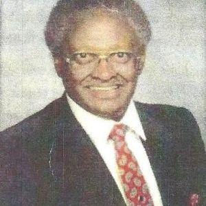Reverend Eddie Clarence Stallworth