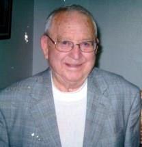 Keith Carol Robinson obituary photo