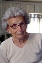 Mary Lee Dillard obituary photo