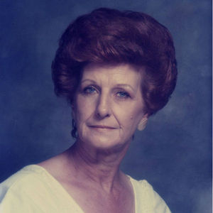 Vergie Helms Blankenship Obituary Photo