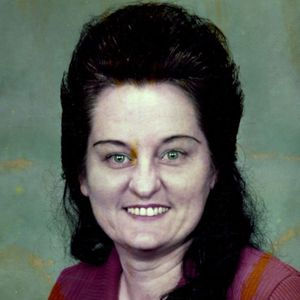 Gretchen Pinker Nance Obituary Photo