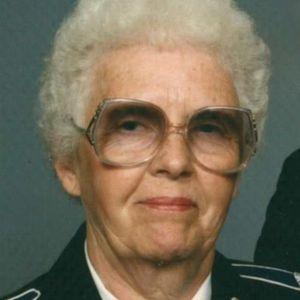 Beverly M. McNaughton