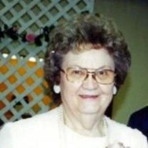 Margie Ruth Vernon