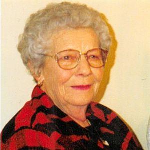 Mrs Thelma Ferguson