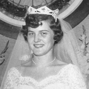 Mrs. Mary Ann Thompson Littrell