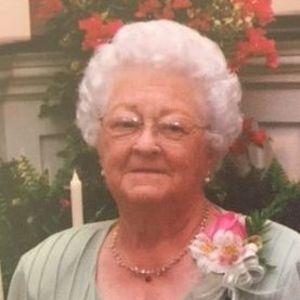 Gladys Lee Canady Benton