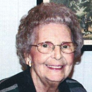 "Mrs. Margaret T. (nee Brogan)  ""Peg"" Rosenzweig Obituary Photo"