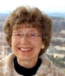 Mary Kathryn Charlson obituary photo