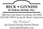Beck-Givnish Funeral Home