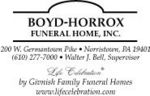 Boyd-Horrox Funeral Home, Inc.