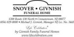 Snover-Givnish Funeral Home