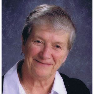 Sister Corinne  Ritchie, RSM Obituary Photo