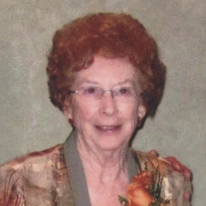 Betty J. Carlson Obituary Photo