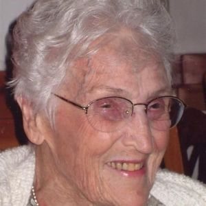 Edna Mae McFarlane
