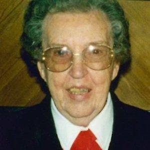 Cora Mae Hosburgh