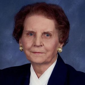 Ethel Lynn Hunt Robbins Obituary Photo