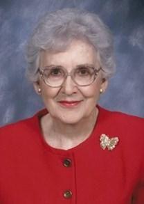 Fern Kerrick Thomas obituary photo