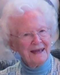 Eloise Ridgeway obituary photo