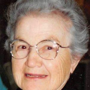 Sister Yvette Keroack, CSC