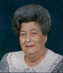 Mrs. Elizabeth Shouse Brunson