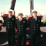 Chiefs Taylor, O'Donnell, and Schofield