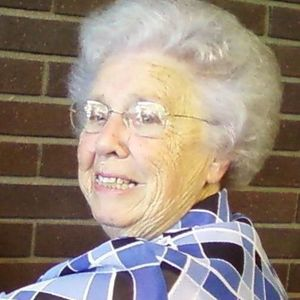 Martha Jean Sellers Obituary Photo