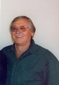 Walter Eugene Salisbury obituary photo