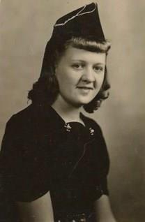 Edith Harman obituary photo