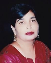 Yarusa Shaheen Gill obituary photo