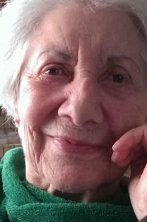 Mary Kaufman obituary photo