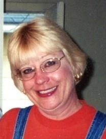Marcia Lyn Parker obituary photo