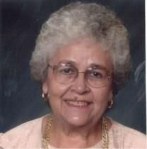 Clara Corpus obituary photo