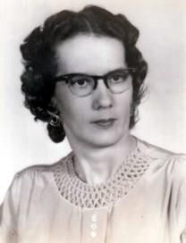 Janet G. Blackmon obituary photo