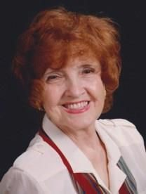 Gloria Ann Parr Whitehurst obituary photo