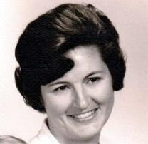 Judith Evelyn Elliott obituary photo