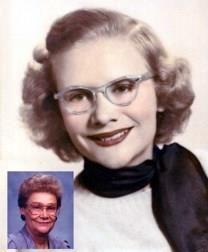 Peggy Joyce Kellar Row obituary photo