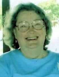 Bertha Maye Stahl obituary photo