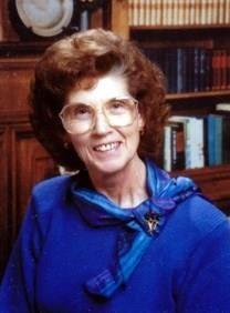 Mary Margaret Harris obituary photo