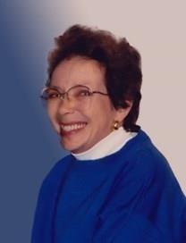 Martha Jane Gardner obituary photo