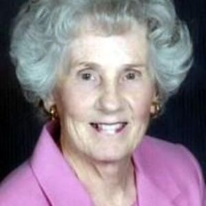 Dorothy Eleanor Carr