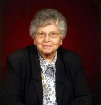 Betty Jean Eichhorn obituary photo