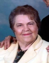 Doris E. Dubrule obituary photo