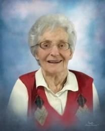 Betty Kitchens Clifton obituary photo